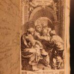 1665 RARE Works of HIPPOCRATES Aphorisms Greek Medicine Remedies Surgery Health