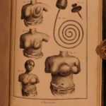 1776 1ed Encyclopedia of Yverdon Illustrated Surgery Anatomy Alchemy Diamonds