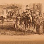 1854 1ed Havana CUBA Ballou Tobacco Bull-Fighting Agriculture SLAVERY Cuban