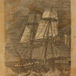 1856 Buccaneers in America Pirates Caribbean Exquemelin Illustrated Shipwrecks