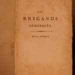 1796 Auguste Danican Les Brigands French Revolution Rebellion Military Napoleon