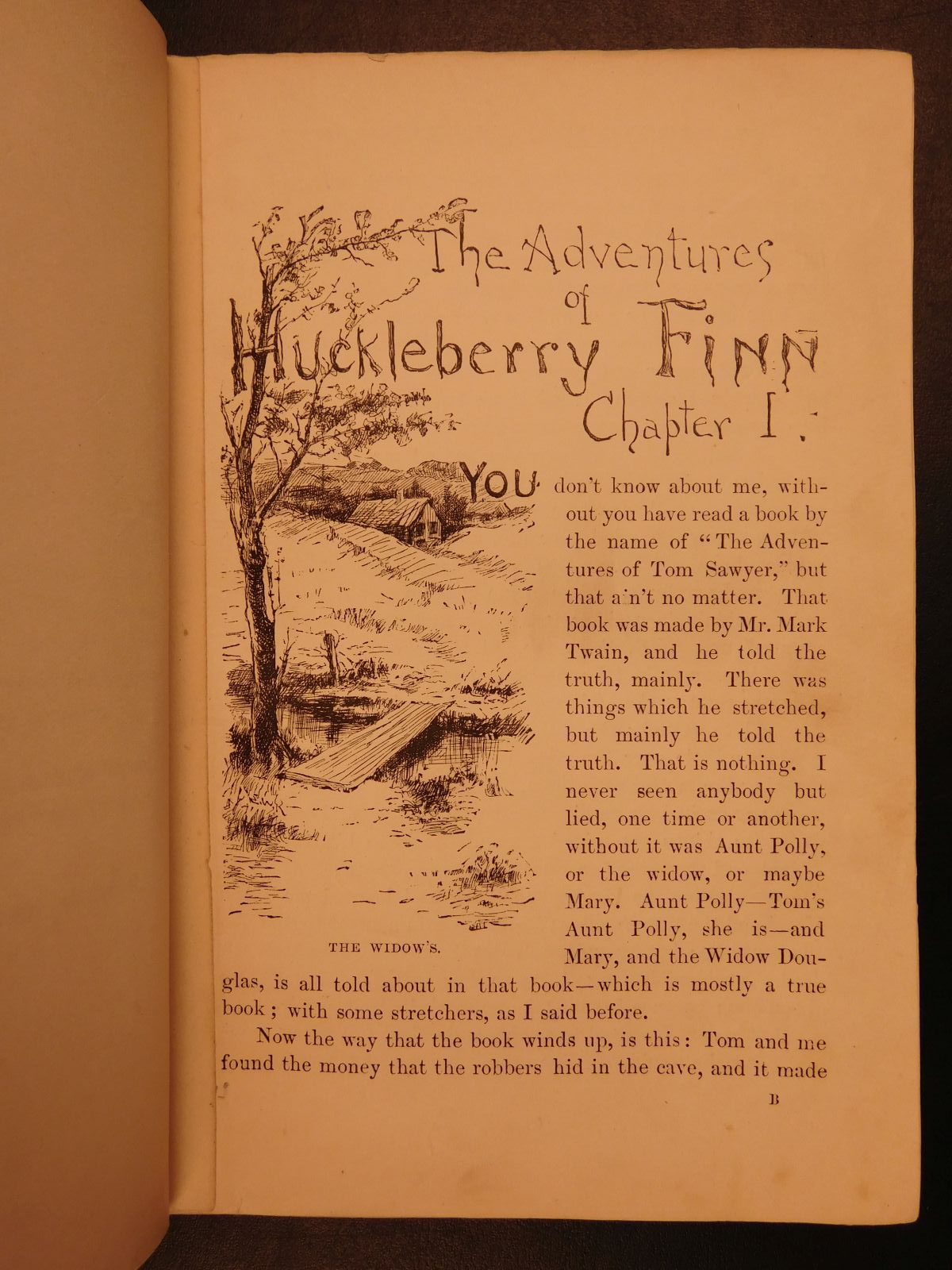an analysis of the adventures of huckleberry finn a book by mark twain Baltich, byu, 2010 the adventures of huckleberry finn concept analysis literary text: the adventures of huckleberry finn by mark twain (dodd, mead, & company) summary ♦ continuing in the vein of the adventures of tom sawyer, huck finn has run into a large sum of money which he holds in a bank trust.