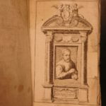 1665 Five Orders of Architecture VIGNOLA French Illustrated Columns Arches