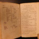1796 Edinburgh Dispensatory Pharmacy Chemistry Medicine Medica Philadelphia