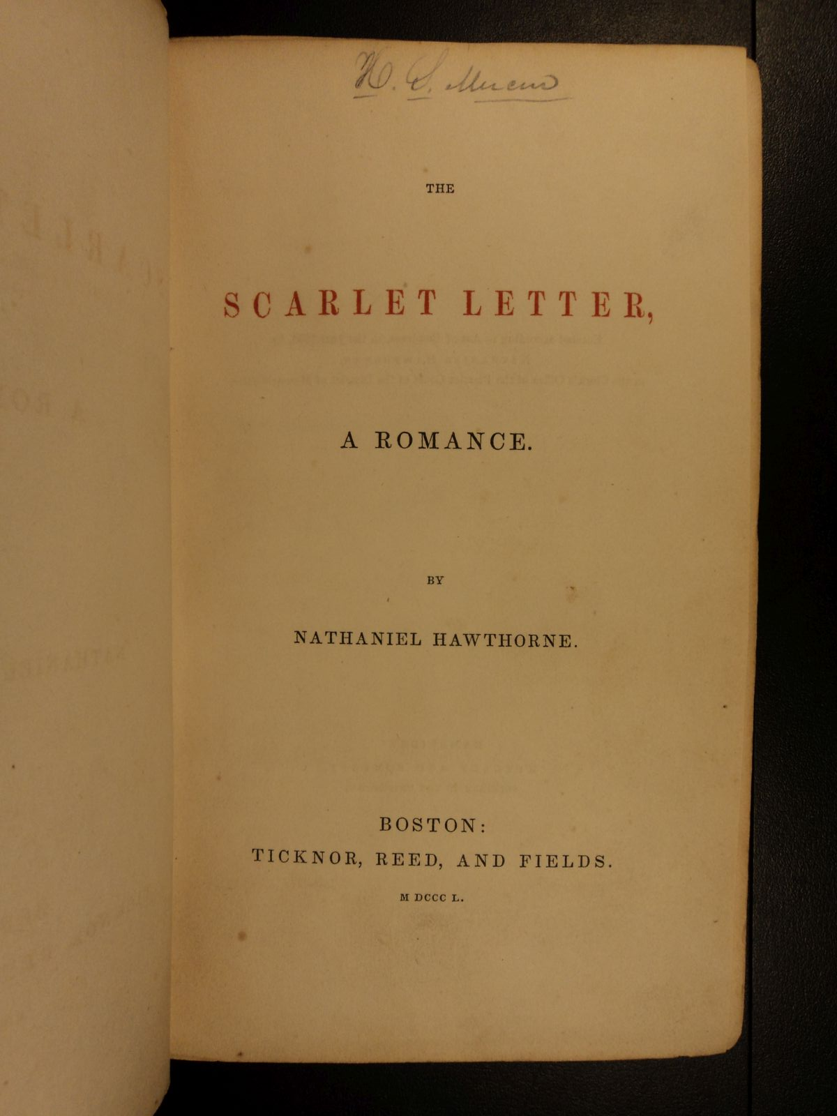 the scarlet letter and feminism