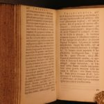 1653 1ed Francis Bacon Scripta Astromony SCIENCE Philosophy Labyrinth Elzevier