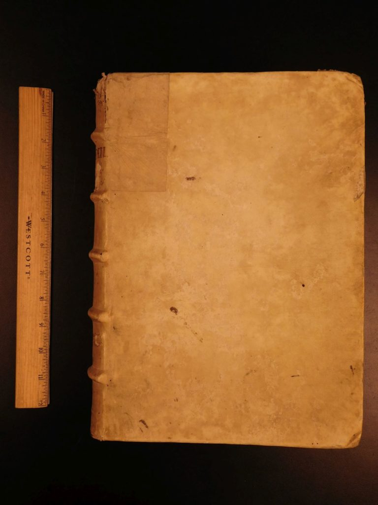 Image of 1665 1ed Vincenzo Bondeni Catholic Church LAW Controversy Roman Rota Civil FOLIO