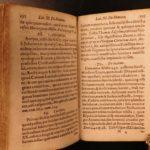 1670 Acerra Philologica Ursin Encyclopedia Esoteric Occult Myths Cyclops Zodiac