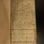 1755 Christian Wolff Anfangsgrunden Philosophy Mathematics Artillery Cosmography
