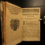 1698 Samuel Styrk on Feudalism Holy Roman Empire & German LAW Latin Juris