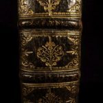 1667 EXQUISITE Roman Missal Catholic Church Holy Week Liturgy Marolles Cigogne