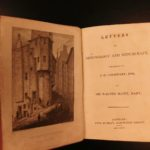 1830 1ed Walter Scott Letters on Demonology & Witchcraft WITCHES Devil Magic