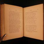 1859 1ed Idylls of King Arthur Alfred Tennyson Merlin Lancelot Enid Guinevere