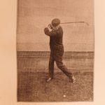 1897 1ed GOLF in Theory & Practice GOLFING Everard Sports Illustrated Games