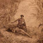 c1890s John Milton Paradise Lost Gustave Doré Illustrated Art EXQUISITE FOLIO