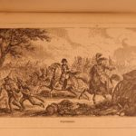 1867 EXQUISITE Life of Napoleon Bonaparte Illustrated Cruikshank Revolution War