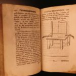 1677 1st ed SCIENCE Hale Observations of Natural Motions Gravity Fluids Wine