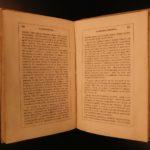 1861 Civil War Declaration of Independence & Constitution Washington Farewell