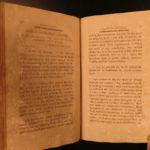 1800 1st ed George Washington Political Legacies w/ Civil War Provenance
