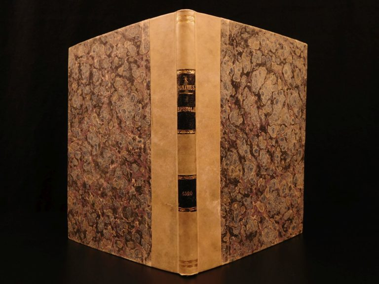 Image of 1520 1st ed Epistles of St Ignatius of Antioch + Catholic Church Father Polycarp