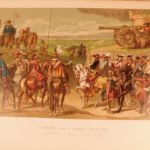 1880 RENAISSANCE 1500s-1700 Costumes Clothing Battle Scenes Jousting WAR Lacroix
