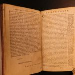 1630 Juvenal & Persius SATIRES Stoic Philosophy Roman Classical ROME Farnaby
