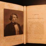 1859 Masonic Advocate Judson Freemasonry Persecution Illustrated Knights Templar