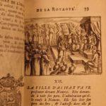 1684 Bible Origins of Royalty Pelisseri Nimrod Tower of Babel French Literature