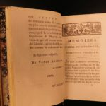 1789 Memoirs of Anne Gonzaga Princess Palatine CASTLE Provenance & Binding