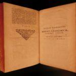 1699 1ed Gronovius Thesaurus Greek Antiquities Numismatics Coins HUGE FOLIO