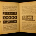 1890 Magic Lantern EARLY FILM Movies Photography Slide Toy Glass Mirrors