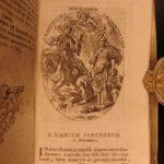 1663 Fasti Mariani JESUIT Prayers Virgin Mary Saints Austria Brunner Catholic