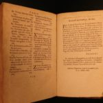1650 1ed Life of Socrates Xenophon Greek Philosophy French Francois Charpentier