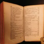 1767 Cookbook MENON French Cuisine Cooking for Women Wine Liquor Food Recipes
