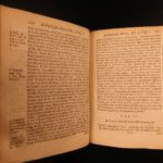 1667 Attick Antiquities Archaeology Ancient GREECE Law Mythology Puritan Rous