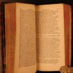 1655 Works of VIRGIL Bucolics Georgics Aeneid Mythology Janssonium Latin