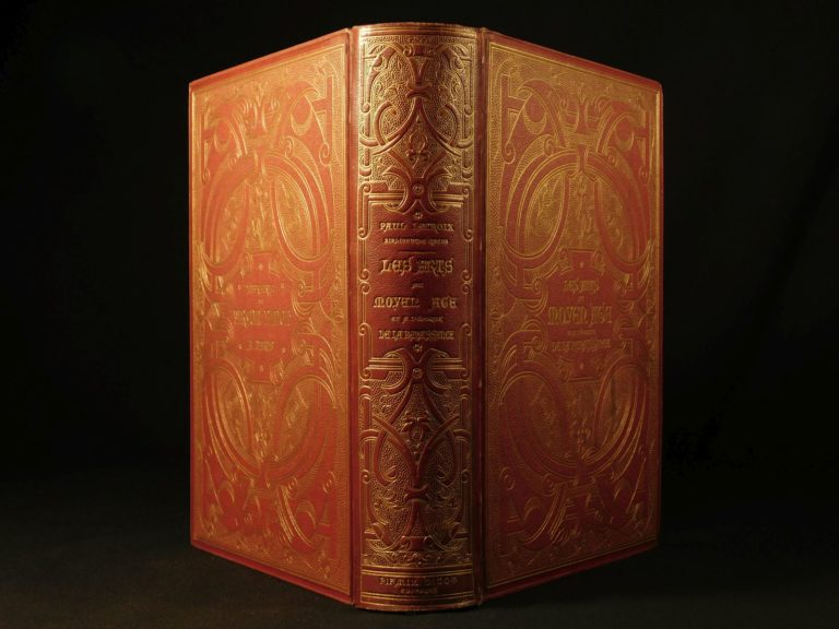 Image of 1869 EXQUISITE Middle Ages Nobility ARTS Knights Jousting Medieval & Renaissance