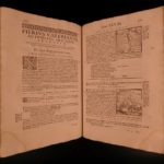 1604 Hieroglyphica EGYPT Egyptian Hieroglyphics Illustrated Valeriano Horapollo
