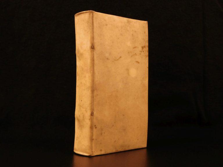 Image of 1688 Claudian Roman Poetry Mythology Panegyrics Gothic & Gildonic WARS Heinsius