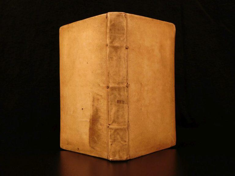 Image of 1653 Enchiridion of Epictetus Greek & Latin Stoic Philosophy Tablet Cebes Paris