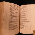 1668 Dutch Anglo-Dutch WARS Britain Holland Netherlands 3v Swinnas 1st hand