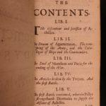1686 Homer ILIAD Greek Mythology Thomas Hobbes English ed Achilles Trojan Wars