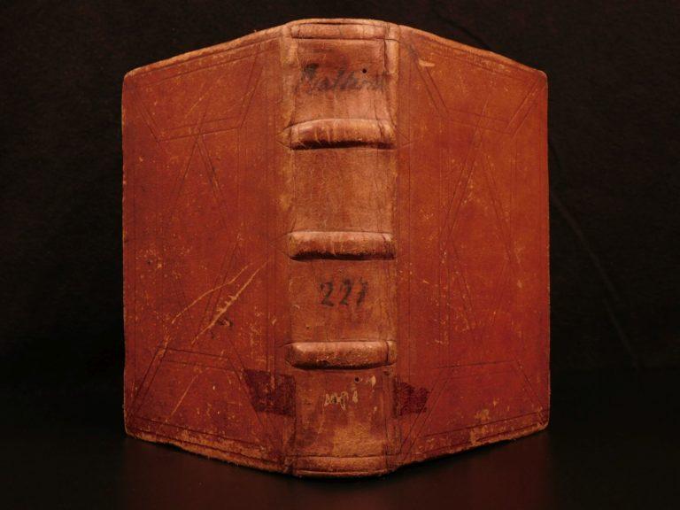 Image of 1538 Psalterium Psalms Orthodox Saint Athanasius Vulgate BIBLE & Commentary