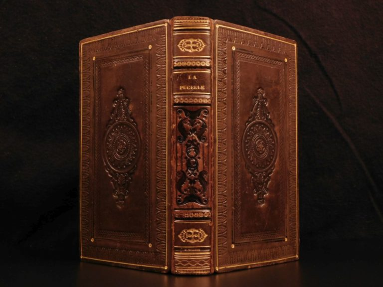 Image of 1657 EXQUISITE Pucelle Joan of ARC French Hundred Years War Chapelain D'Arc