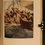 1923 Herman Melville Moby Dick & Typee Whaling Polynesia Voyages Illustrated