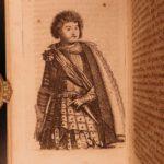 1693 1ed Life Queen Elizabeth Tudor England 60 Portraits Henry VIII Anne Boleyn