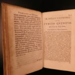 1695 EXQUISITE Cicero Speeches Ancient ROME Philosophy Graevius ed Latin 6v SET