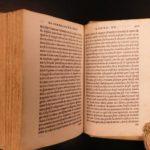 1544 1st ed Tacitus Annals & Histories Roman Empire Nero Caligula ROME Italian