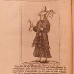 1668 ENGLISH Rycaut OTTOMAN Empire Illustrated Sultans Dwarfs Turks Turkey ISLAM