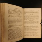 1836 COOKBOOK Rundell Domestic Cookery Economy Recipes Food Prep Cooking Baking